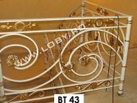 balustrada fier forjat alba 2