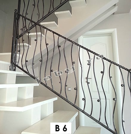 Balustrade inox bucuresti