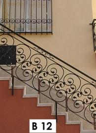 balustrade fier forjat casa fierului