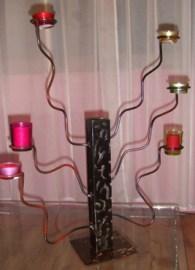 decoratiuni-fier-forjat-suport-lumanari