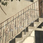 balustrade fier forjat basic