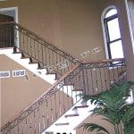 Pret Balustrada fier forjat Clasic 2