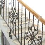 Pret Balustrada fier Margareta
