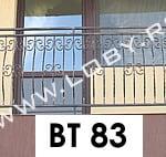 Pret-balustrada-balcon_clasic