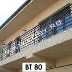 Pret balustrada balcon teva simplu