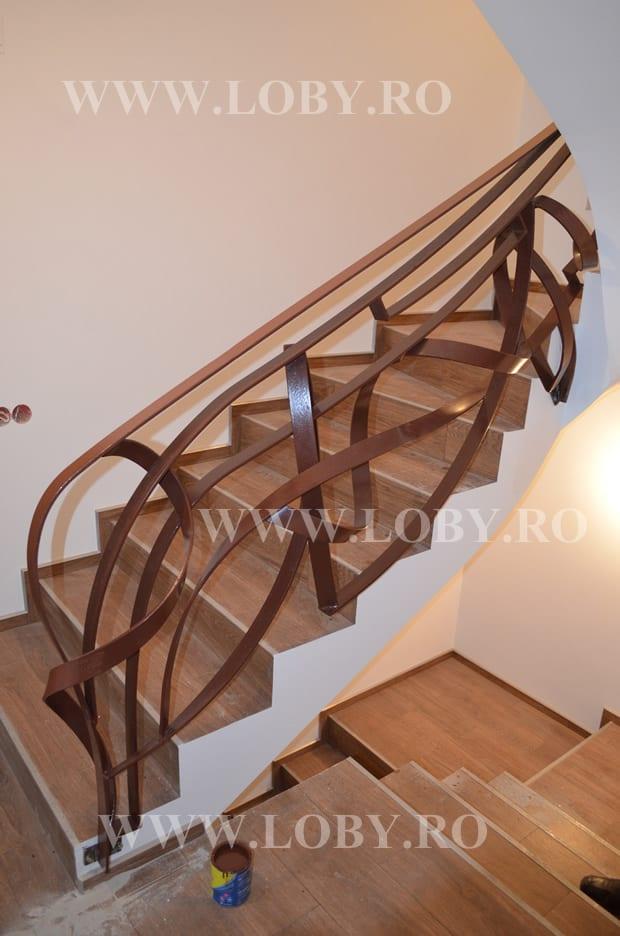 Balustrada B124 robusta