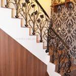 Balustrada_fier_forjat_Crizantema