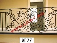 balustrada fier forjat balcon