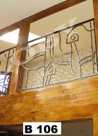 balustrada-fier-cubist