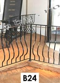 balustrade curb