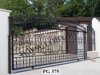 Poarta-fier-cu-multe-frunze-PG 375