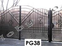 garduri fier forjat labirint