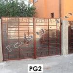 Promotie porti metalice model medusa2