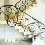 Balustrada_Iedera