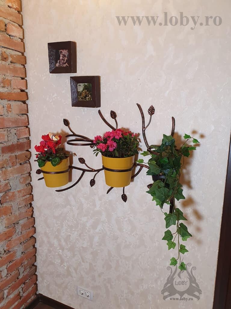 Suport ramura pentru flori